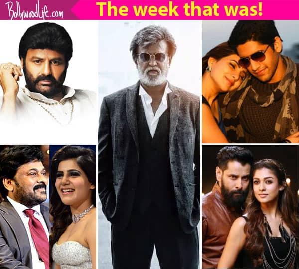 Kabali's postponed release, SIIMA Awards 2016, Samantha-Chaitanya's romance–take a look at the top 5 newsmakers of theweek!