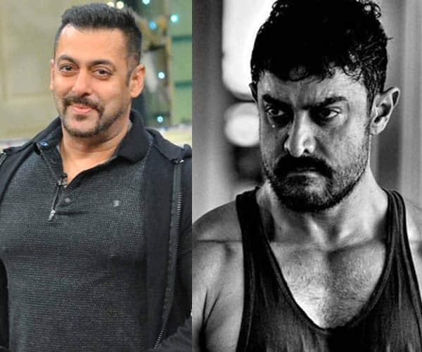 Aamir Khan owes Dangal to Salman Khan? Watch video!