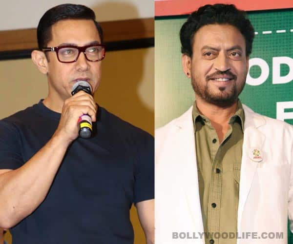 Aamir Khan's reaction to Irrfan Khan's sentiments on sacrifice during Bakri-Eid is unexpected!