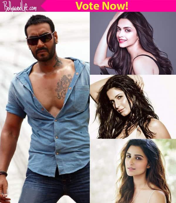 Deepika Padukone, Katrina Kaif, Parineeti Chopra – who should replace Kareena Kapoor Khan in Ajay Devgn's Golmaal 4?