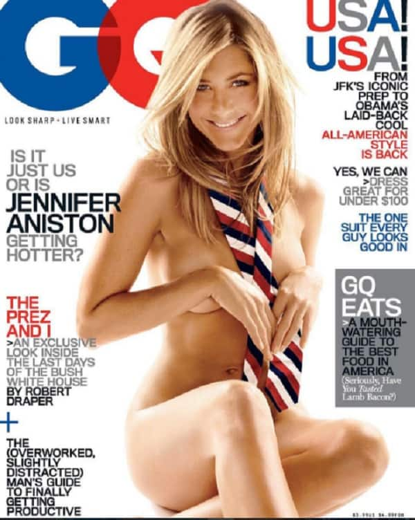 This super HOT throwback pic of Jennifer Aniston might just add fuel to the pregnancy rumours!