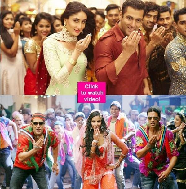 Eid Mubarak: 5 songs starring Salman Khan, Akshay Kumar, Ranbir Kapoor to set the festive mood