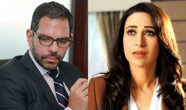 Shocking! Karisma Kapoor's ex-husband gets MAD on seeing her with another guy!