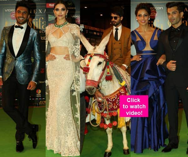 IIFA 2016 best videos: From Shahid Kapoor-Farhan Akhtar's entry on mules to Ranveer Singh-Sonakshi Sinha's photobomb war – check out the 9 best clips from the event!