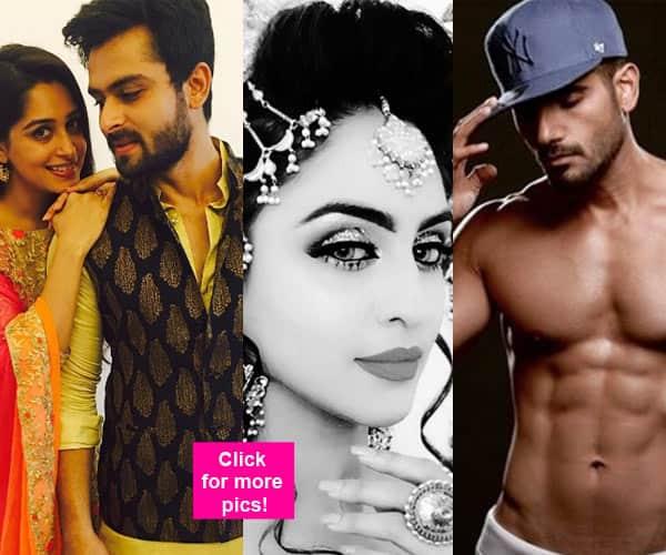 Shoaib Ibrahim-Dipika Kakar's Eid celebrations, Krystle D'Souza's killer looks, Karan Tacker's fitness goals– Telly Insta this week!