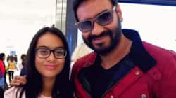 Ajay Devgn's tweet for Nysa will make every daughter feel PROUD and EMPOWERED!
