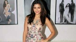 Alia Bhatt: I am a serious worker, but I don't take myself seriously