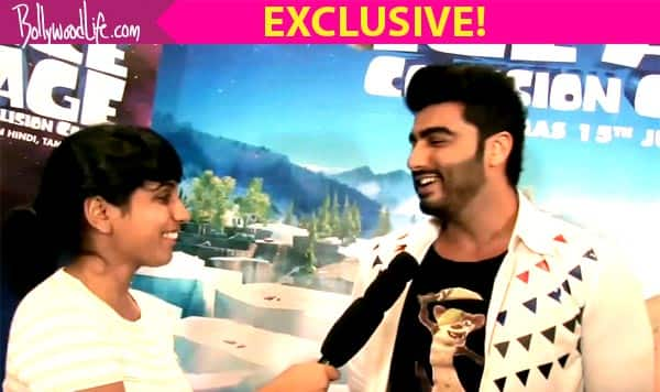 Arjun Kapoor is a total SWEETHEART and we loved chatting up with him!