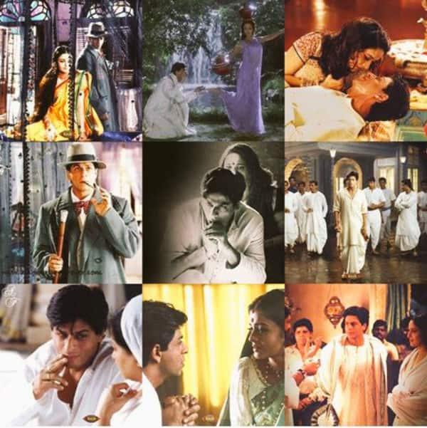 Devdas Sanjay Leela Bhansali: Shah Rukh Khan Has A SPECIAL Message For Bhansali On
