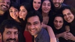 Katrina Kaif celebrates her birthday bash with Kabir Khan, Ali Abbas Zafar!