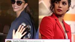 Deepika Padukone forgets to wish Priyanka Chopra but remembers wishing Vin Diesel, all not well?