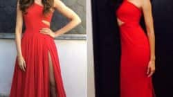 Deepika Padukone or Katrina Kaif – whose RED HOT peek-a-boo gown did you like the most?