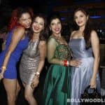 Diandra-Soares,-Deepshika-Nagpal,-Sambhavna-&-Monica-Bedi-at-the-red-carpet-of-the-post-wedding-celebrations-of-Sambhavna-&-Avinash-at-Bora-Bora