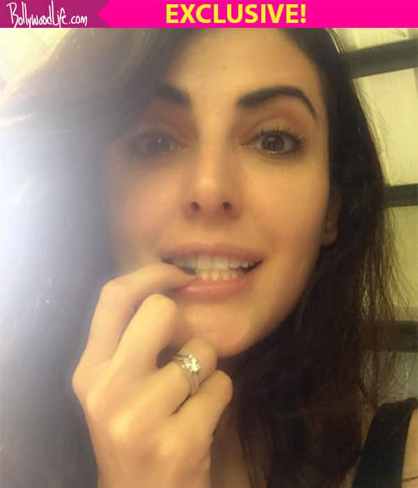 Engaged Mandana Karimi all set to get MARRIED this year – read EXCLUSIVE details!