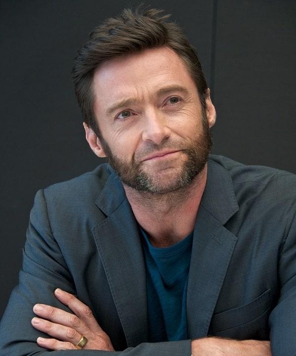 Wolverine Hugh Jackman...
