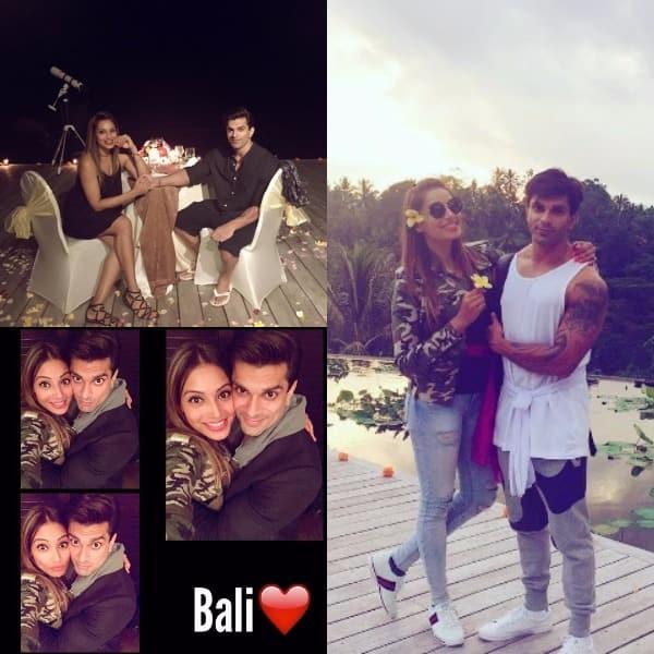 Oh Bipasha Basu and Karan Singh Grover, could you be any more CUTE? – view pics!