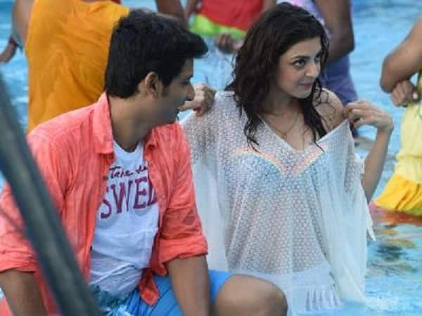 Jiiva and Kajal Aggarwal are having a blast shooting the last schedule of Deekay's Kavalai Vendam!