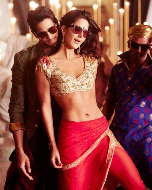 Katrina Kaid and Sidharth Malhotra in Kala Chashma-1
