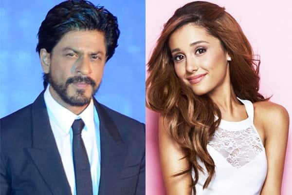 Hey Ariana Grande! You just earned a FAN in Shah Rukh Khan!