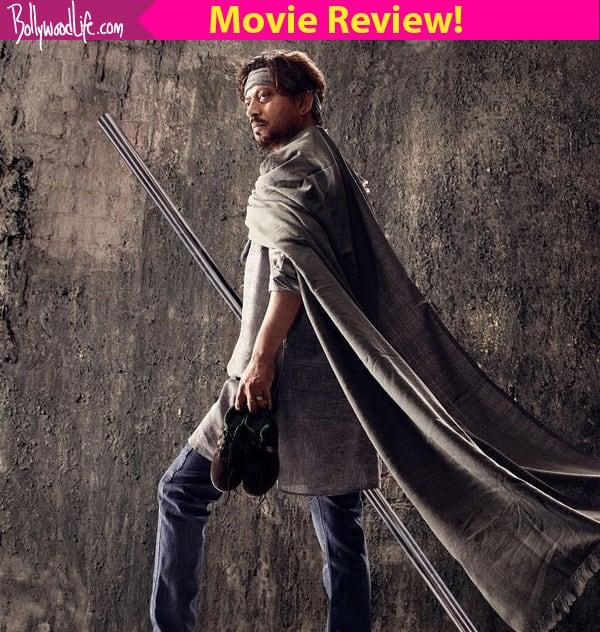 Madaari movie review: Irrfan Khan is TERRIFIC in this average social thriller!