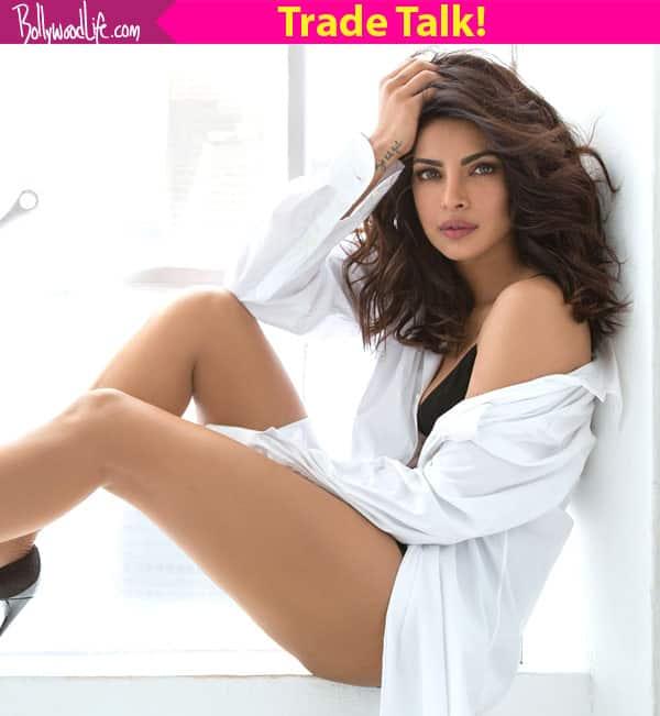 The actress Priyanka Chopra is  at her  34th birthday