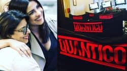 Aww! Priyanka Chopra is missing her mother on the sets of Quantico season 2