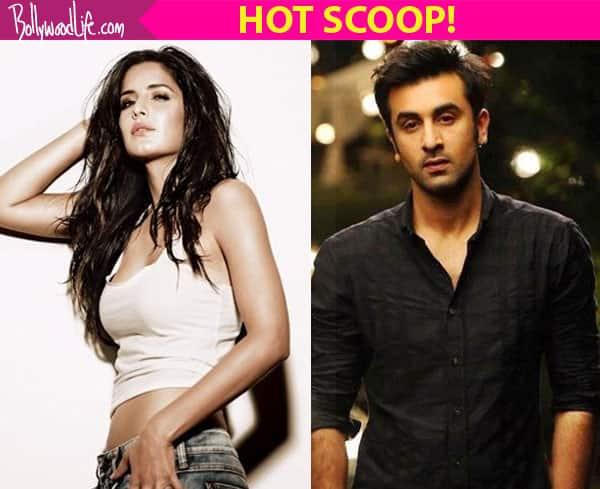 We can tell you what Ranbir Kapoor was upto during Katrina Kaif's birthday