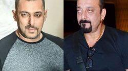 After Shah Rukh Khan, Salman Khan to rekindle his friendship with Sanjay Dutt?