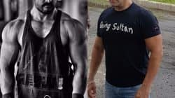 Did Salman Khan just LEAK Aamir Khan's Dangal's second poster idea?