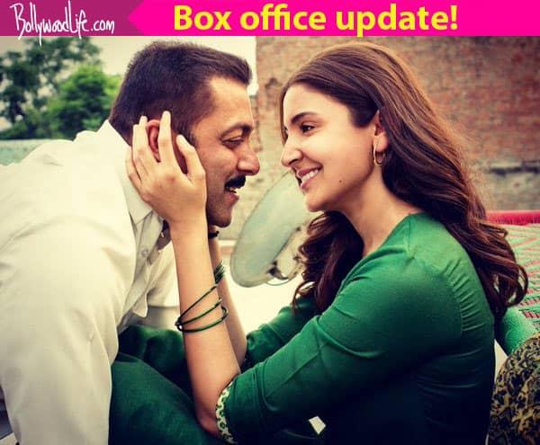 Salman Khan's Sultan nears the Rs 550 crore mark at the worldwide market!