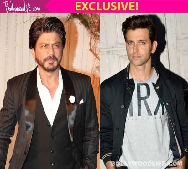 Is Shah Rukh Khan no longer friends with Hrithik Roshan?
