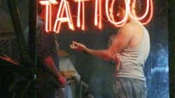 Sidharth Malhotra visits a tattoo parlour to get inked? View pics!