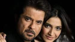 Sonam Kapoor always aspired to be like Anil Kapoor but didn't want to become an actor initially!