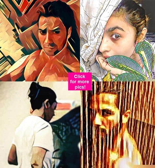 Revealed: Aliaa Bhatt, Varun Dhawan and Shahid Kapoor's latest addiction!