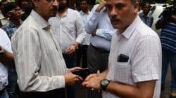 Sooraj Barjatya attends cousin Rajjat Barjatya's funeral – view pics