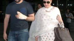 Pregnant Kareena Kapoor Khan spotted with a prominent baby bump – view HQ pics!