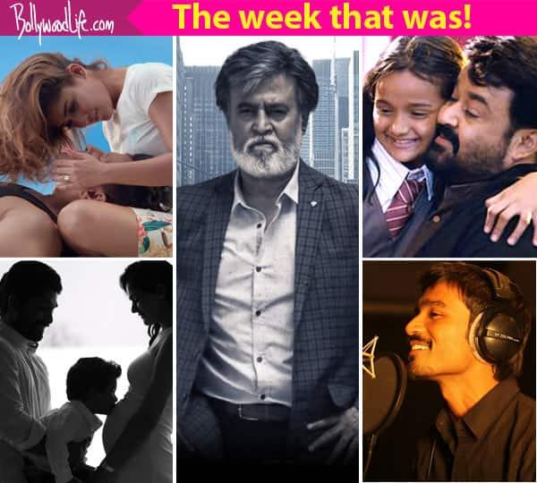 Kabali-Rajinikanth fever, Allu Arjun's special news, Mohanlal's intriguing Oppam trailer-Meet top 5 newsmakers of the week!