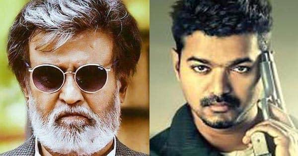What is common between Vijay's Theri and Rajinikanth's Kabali?
