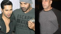 What do Varun Dhawan and John Abraham have to say about Salman Khan's marriage date? Watch video!