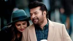 White quick movie review: Mammootty's suave presence redeems this boring love story!