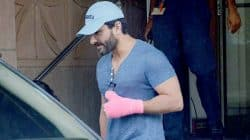 Saif Ali Khan's Chef remake delayed because of his injury!