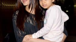 Aishwarya Rai Bachchan and daughter Aaradhya show us how to chill in London – view pics!