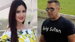 50 year old Salman Khan gives a young birthday wish to Katrina Kaif