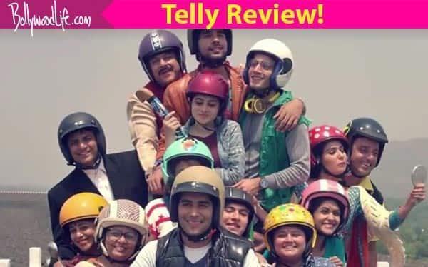 Bade Bhaiya Ki Dulhania TV Review: Priyanshu Jora shines brightly in this family drama