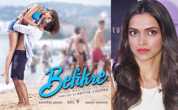 Ranveer's reaction on kissing Vaani might make his girlfriend Deepika super jealous – watch video!