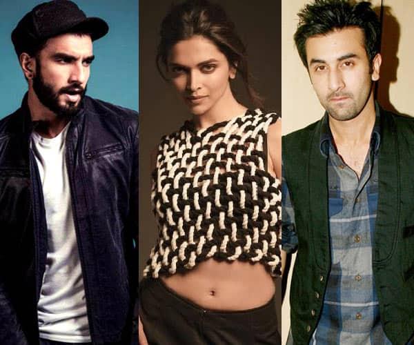 Deepika Padukone visited ex Ranbir Kapoor before going on a movie date with Ranveer Singh?