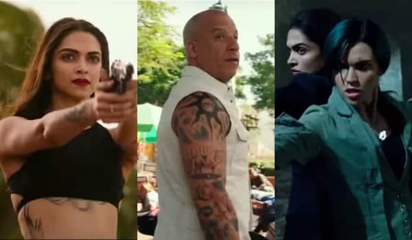 Deepika makes brief yet impressive apperances in teaser trailer of 'xXx...'