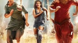 Dishoom poster: There's a lot of drama in Varun Dhawan, John Abraham and Jacqueline Fernandes' dash for life!