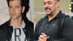 Salman Khan and Hrithik Roshan are on good terms and here's proof – watch video!