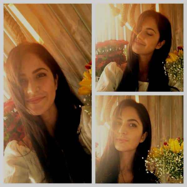 Uff Katrina Kaif, you are stealing our hearts with this very FIRST selfie on Facebook!